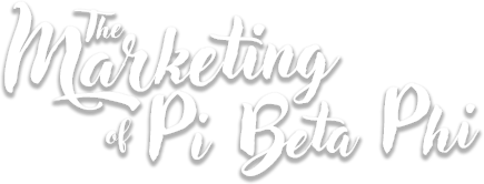 Marketing of Pi Beta Phi